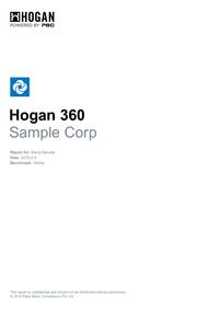 Hogan 360 | A&D Resources